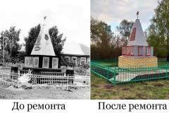 Новопырменский обелиск